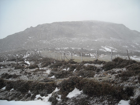 Sierra de Hornijo
