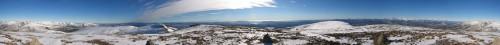 Panorámica de 360º desde el Torreón